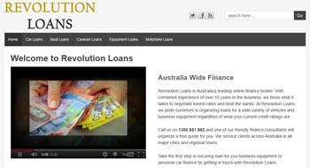 RevolutionLoans.com.au'