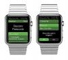 RemindMeAt App on Apple Watch'