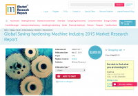 Global Saving hardening Machine Industry 2015