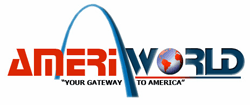 Logo for Ameriworld Enterprises'