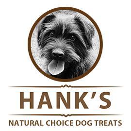 Hank's Natural Choice Dog Treats'