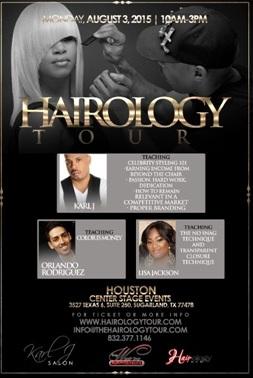 Hairology Tour'