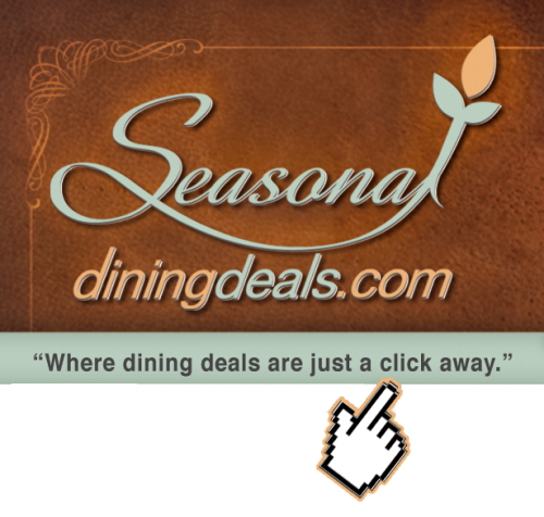 Logo for Seasonal Dining Deals, LLC'