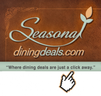 Seasonal Dining Deals, LLC Logo