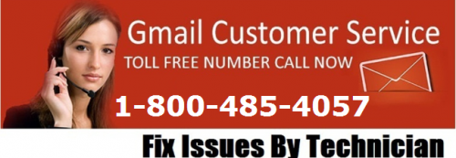 Gmail Customer Support Number 1-800-485-4057'