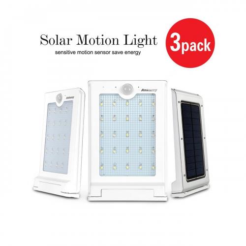 New Wireless Solar Light'