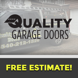 Quality Garage Doors Logo