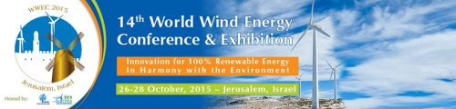 Back my WWEC 2015 Jerusalem Energy Storage Paper'
