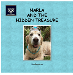 "New Release ""Narla and the Hidden Treasure&quot'"