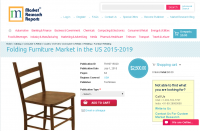 Folding Furniture Market in the US 2015-2019