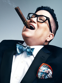 "Lea DeLaria, of ""Orange is the New Black&rdquo"