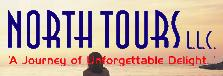 Logo for North Tours LLC'