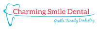 Charming Smile Dental Logo