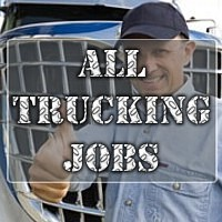 All Trucking Jobs Logo