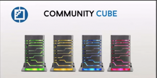 COMMUNITY CUBE: Protect Your Privacy'
