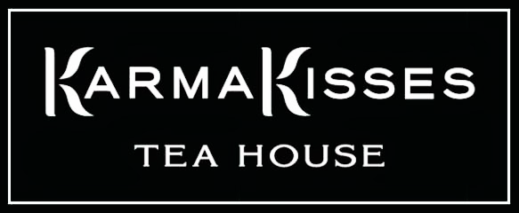 KarmaKisses Tea House Logo