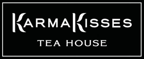 Company Logo For KarmaKisses Tea House'