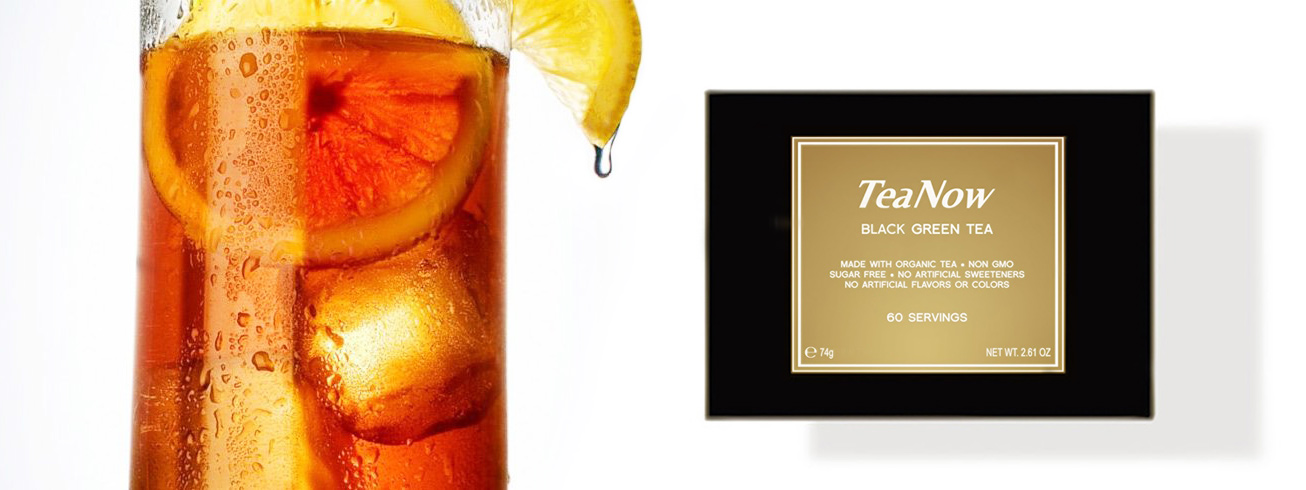 TeaNow Black Green Tea
