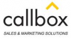 Logo for Callbox Sales and Marketing Solutions'