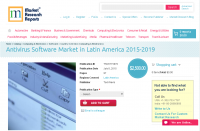Antivirus Software Market in Latin America 2015-2019