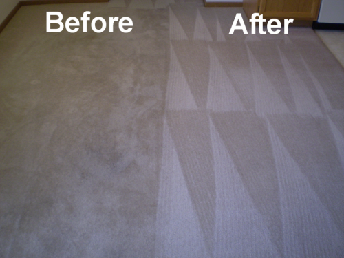 Carpet cleaning'