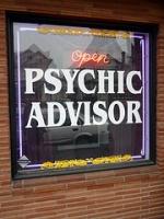 psychic advisor'