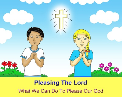 Pleasing The Lord By Serenity Anderson'
