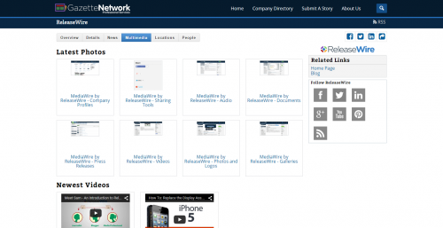 MediaWire by ReleaseWire - Content Syndication'