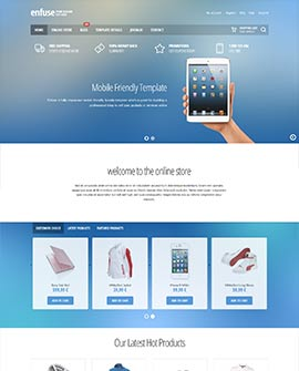 website template'