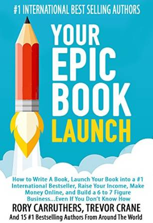 Epic Book Launch Cover