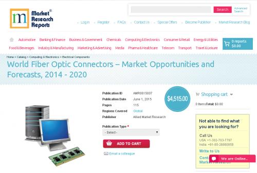 World Fiber Optic Connectors'