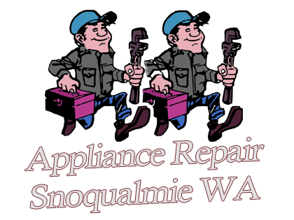 Company Logo For Appliance Repair in Snoqualmie WA'