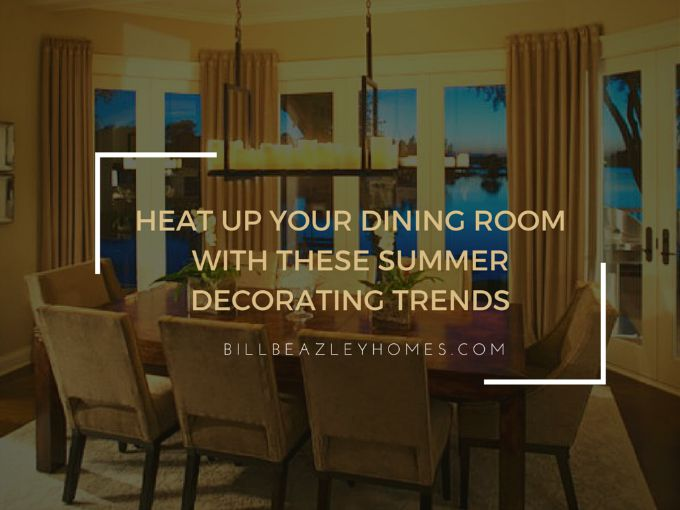 Summer Decorating Trends