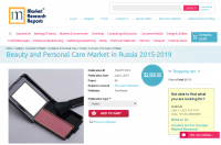 Beauty and Personal Care Market in Russia 2015-2019