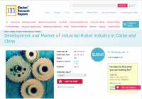 Development and Market of Industrial Robot Industry