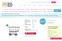Development and Market of Jewelry Industry