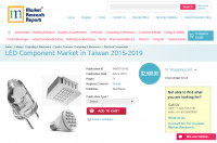 LED Component Market in Taiwan 2015-2019