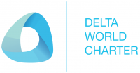 Delta World Charter Logo