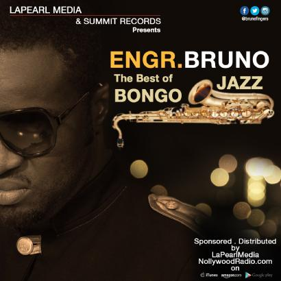 Engr. Bruno - The Best of Bongo Jazz'