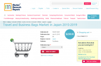 Travel and Business Bags Market in Japan 2015-2019