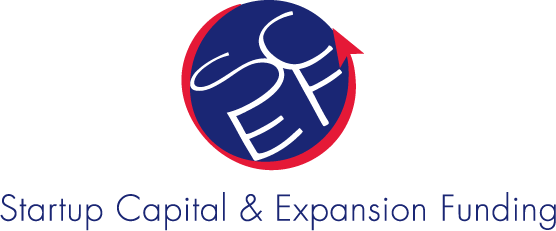 Startup Capital & Expansion Funding Logo