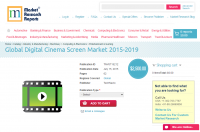Global Digital Cinema Screen Market 2015-2019
