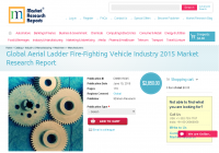 Global Aerial Ladder Fire-Fighting Vehicle Industry 2015