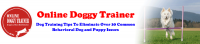 Online Doggy Trainer Logo