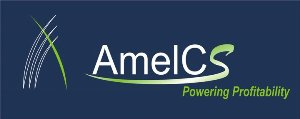 Logo for amelcs corporate solutions'