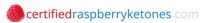 Certified Raspberry Ketones Logo