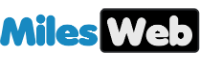 MilesWeb Internet Services Pvt Ltd Logo