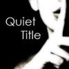 Quiet Title Action'