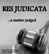 Res Judicata'