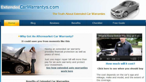 ExtendedCarWarrantys.com'